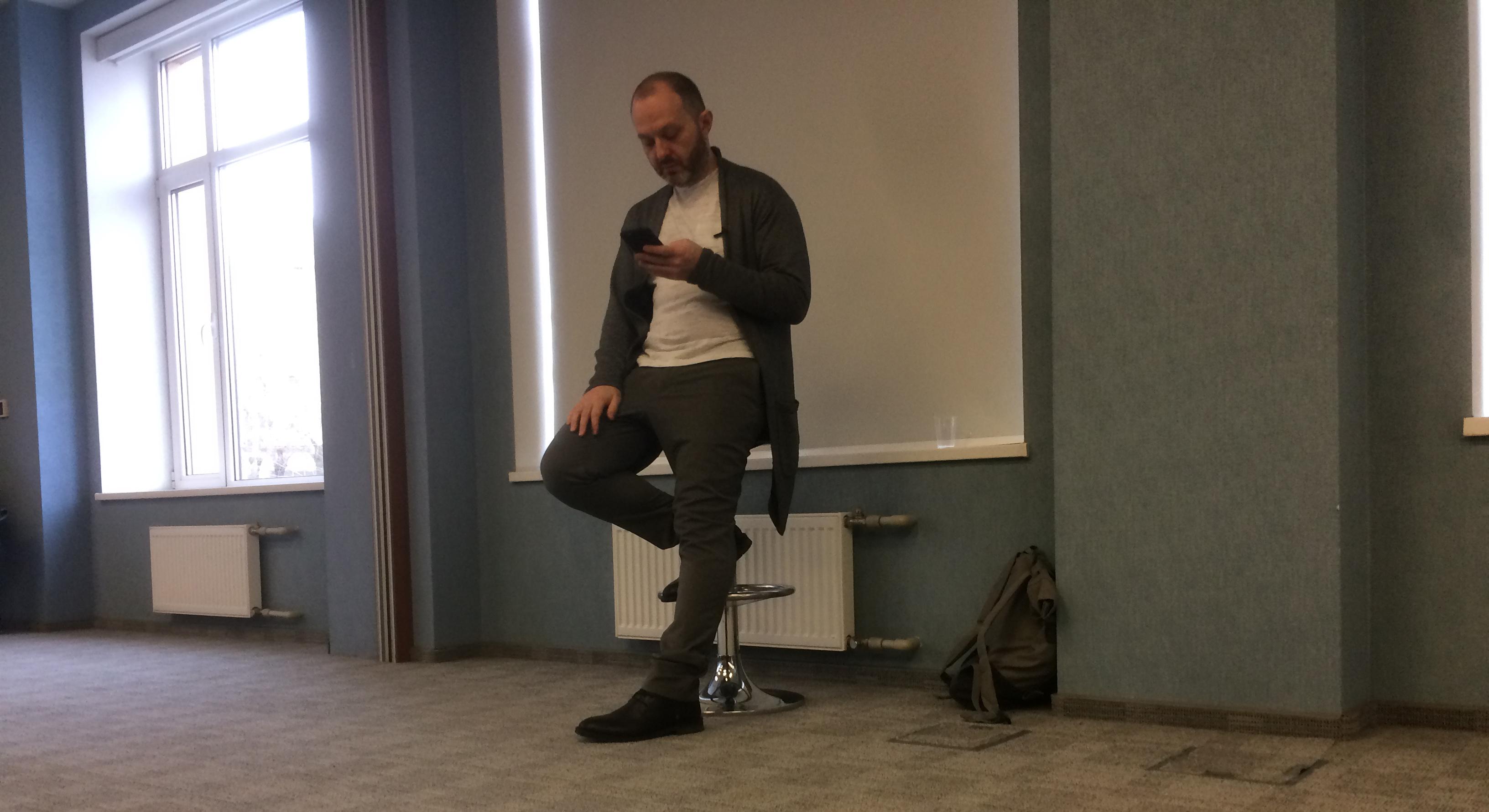 Вениамин Векк - дизайнер