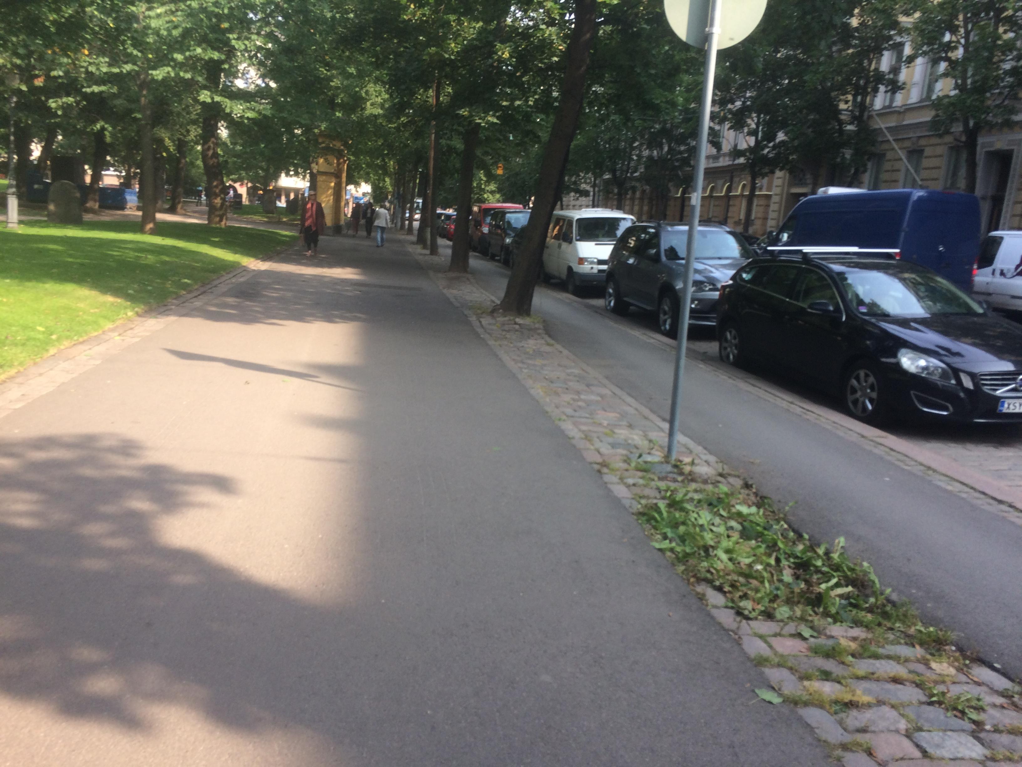 Путешествие в Хельсинки