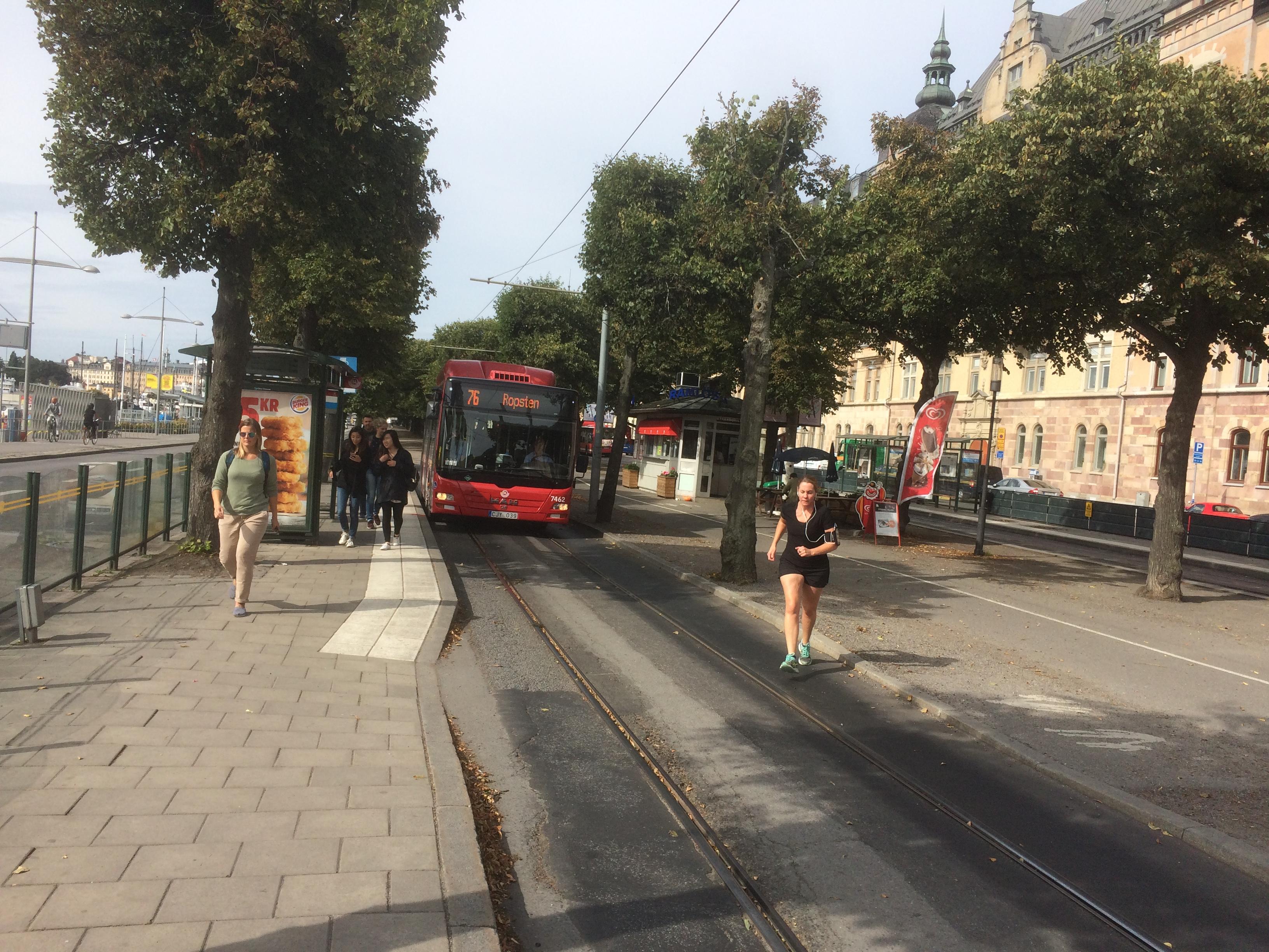 Путешествия по Стокгольму
